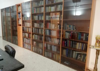 Biblioteca Sant'Eugenio de Mazenod in Palermo