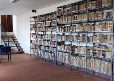 Biblioteca del Convento di Santa Maria della Stella in Napoli