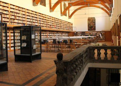 Biblioteca Fra Landolfo Caracciolo in Napoli