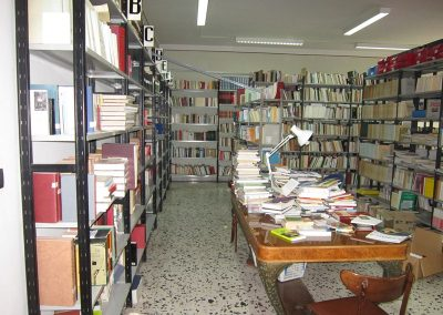 Biblioteca San Francesco alla Dogana in Benevento