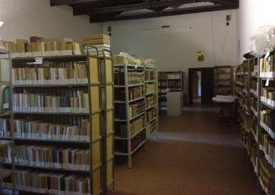 Biblioteca San Francesco a Folloni in Montella
