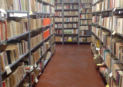 Biblioteca Sant'Eugenio de Mazenod in Santa Maria a Vico