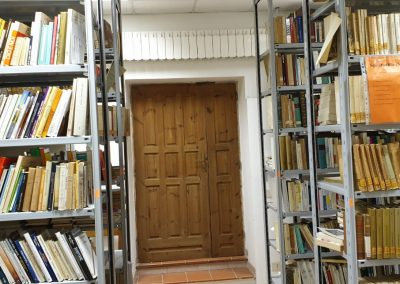 Biblioteca Sant'Eugenio de Mazenod in Roma