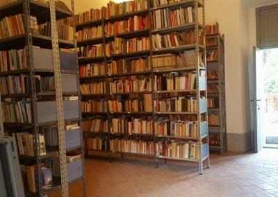 Biblioteca Missionari della Divina Redenzione in Visciano