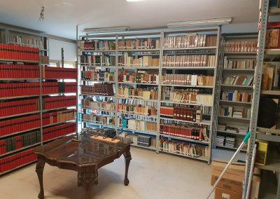 Biblioteca Salesiana Sacro Cuore in Napoli