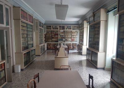 Biblioteca Sacro Cuore di Maria in Caserta
