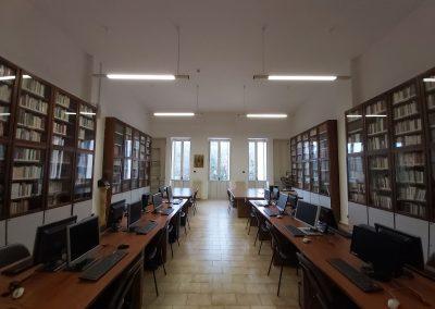 Biblioteca Suore di Maria Ausiliatrice in Napoli