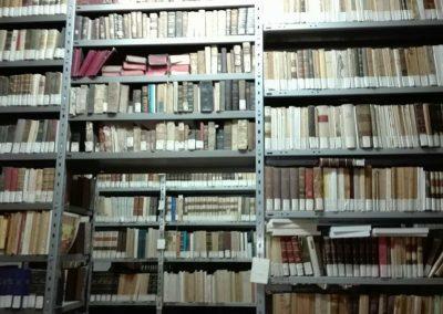 Biblioteca Sant'Antonio dei Frati Minori di Calabria e Basilicata in Rende