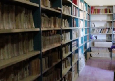Biblioteca del Convento di San Vito in Vico Equense