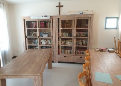 Biblioteca parrocchiale Cossyra Pantelleria