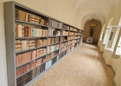Biblioteca del Convento San Francesco da Paola in Massa Lubrense